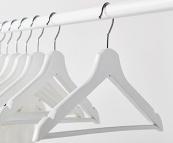 back to front coat hangers